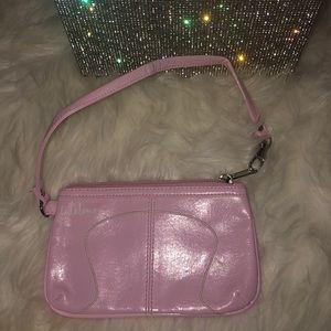 Lululemon pink wristlet vintage wallet purse